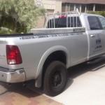 Skyrim Construction company truck