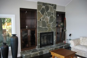 west Kelowna fire place / Skyrim Construction
